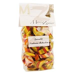 Pâtes italiennes de couleur